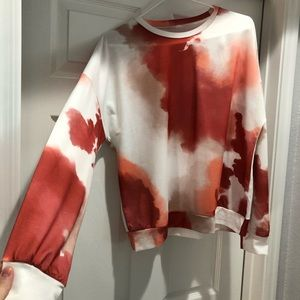 The most beautiful tie dye set! Pants+shirt